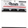 3x5 Recipe Divider Cards
