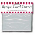 3x5 Recipe Card Protectors - Pack of 24