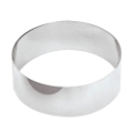 "4""  x  1.75"" Stainless Ring Mold"