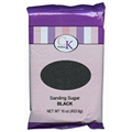 Sanding Sugar Black Large