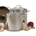8 quart Stainless Stock Pot