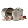 12 quart Stainless Stockpot
