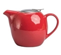 Ooh La La 30 ounce Teapot - Red