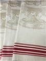 French Country Tea Towel - Gourmandaise/Pastries