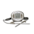 Digital Dual Probe Programable Meat Thermometer / Timer