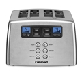 Cuisinart Toaster 4 Slice Touch to Toast Motorized