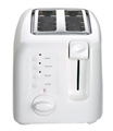 Cuisinart Toaster 2 Slice Compact White