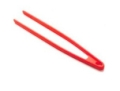 Silicone Red Tongs