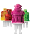 Ice Pop Molds - Robots