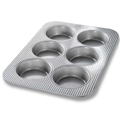 Mini Round Cake Pan by USA Pan - 6 wells