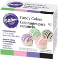 Food Coloring for White Chocolate/Candy Garden Colors