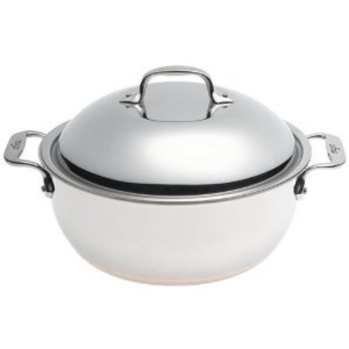 5.5 quart Dutch Oven Copper Core