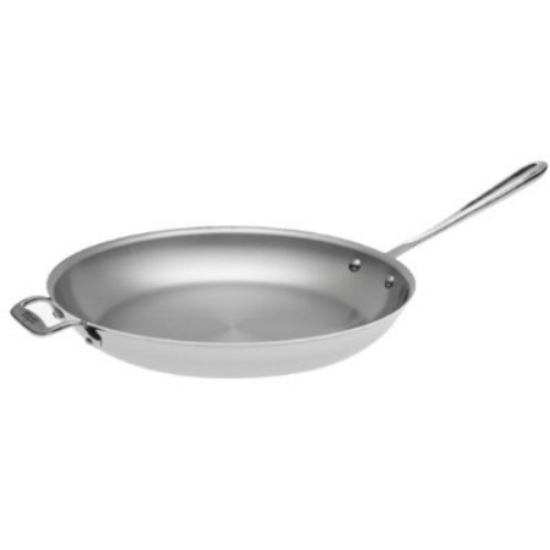 14-inch Stainless Frypan All-Clad
