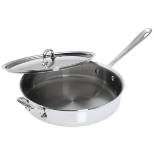3 quart Stainless Saute Pan All-Clad