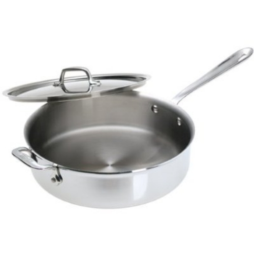 4 quart Stainless Saute Pan All-Clad