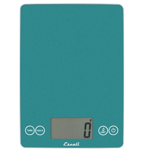 Digital Scale - Arti - Metallic Sky Blue