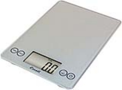 Digital Scale - Arti - Shiny Silver