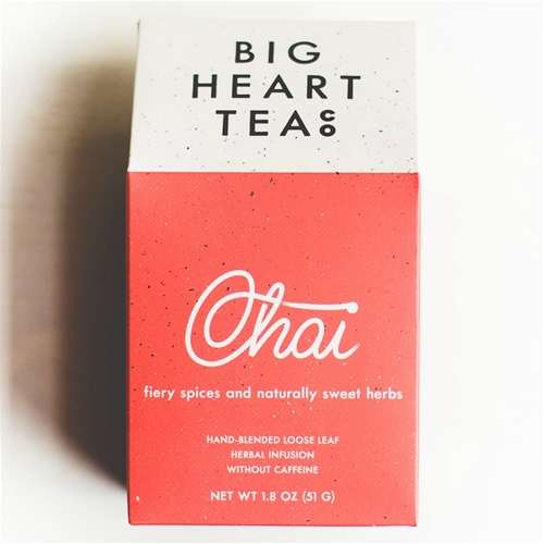 Chai Tea - Fiery Spices and Naturally Sweet Herbs