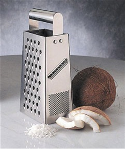 Box Grater Stainless