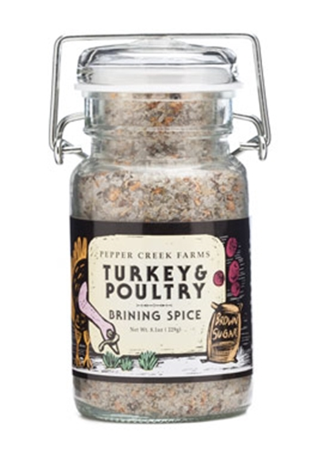 Turkey and Poultry Brining Spices