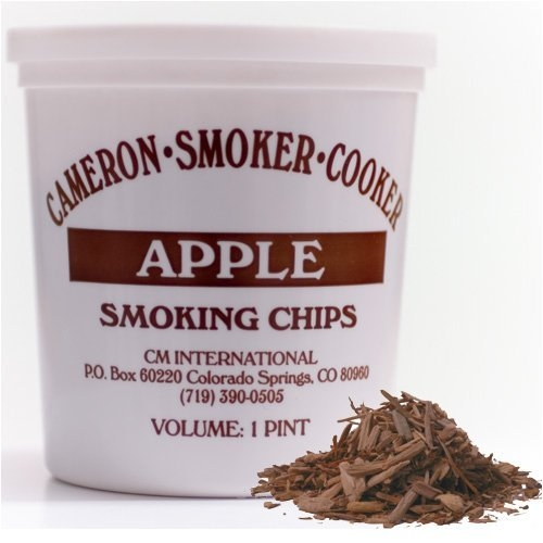 Smoking Fine Chips/Dust Apple