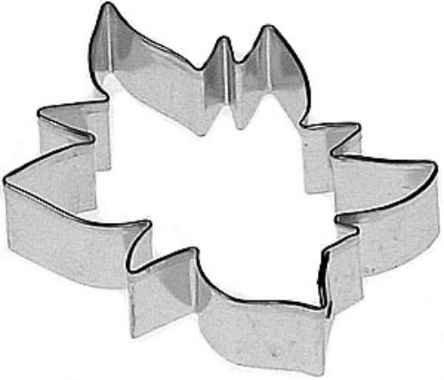 Poinsettia Cookie Cutter