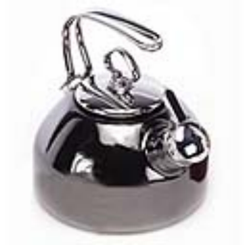 Chantal Tea Kettle in Black Onyx
