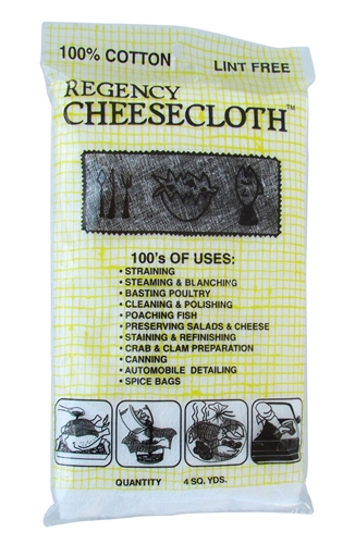 Cheesecloth - White
