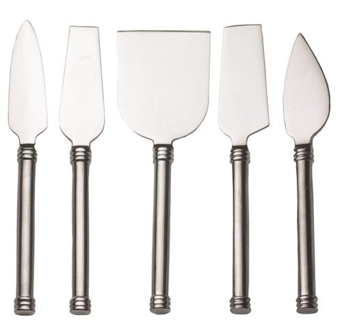 Cheese Knives - Set of Five