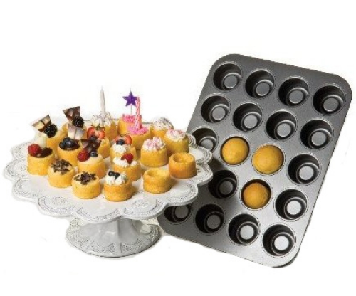 Tea Cake / Mini Shortcake Pan