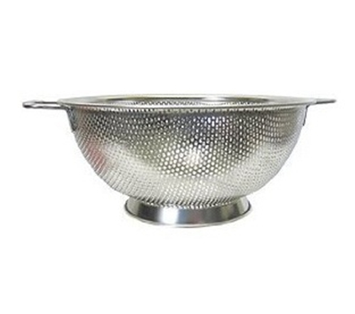 3 quart Colander Stainless Steel