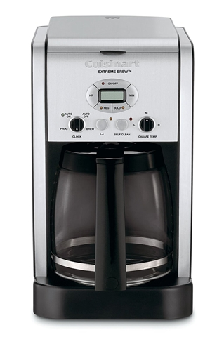 Cuisinart 12-cup Extreme Brew Programmable Coffee Maker