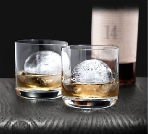 Ice Sphere Molds, Set of 2