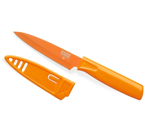 Paring Knife Nonstick - Tangerine