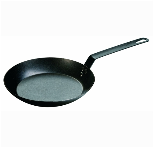 "Lodge Carbon Steel 10"" Skillet"