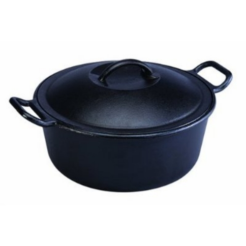 Lodge Cast Iron Dutch Oven 4 Quart