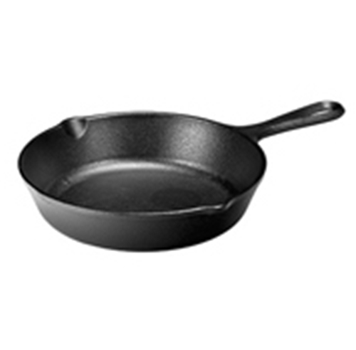 "Lodge Cast Iron Skillet 8"" Heat-Enhanced"