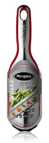 Microplane Elite Series Extra Coarse Grater - Red