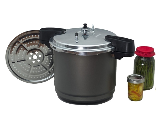 Pressure Canner/Cooker/Steamer - 12 quart