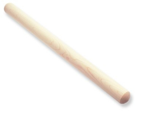 Straight Rolling Pin 18 inches