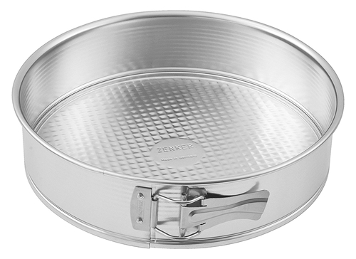 Tin Plated Steel Springform Pan 10""