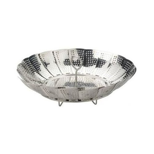 Vegetable Steamer Stainless 9 inches