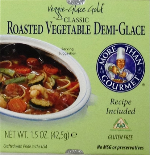 Veggie - Glace Gold 1.5 ounces
