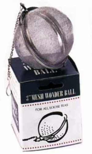 "Tea Ball Infuser 2"" Stainless"