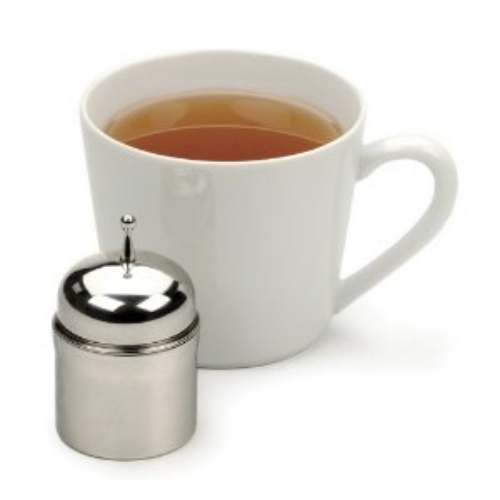 Floating Tea Infuser with Caddy