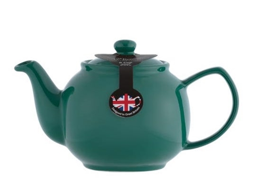 Price & Kensington Teapot - Emerald
